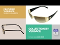 Collection By Versace Featured Women's Sunglasses