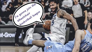 "NBA ""Not Again!!"" Injuries"