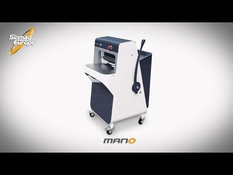 Bread Slicer | Mano | Bakery Machines And Equipment