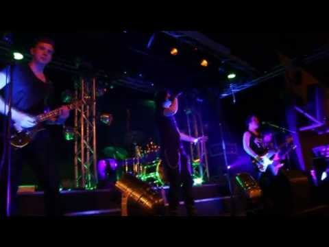 Beneath a Darkened Sky live at Kallbrand, boden, sweden 2012 FULL CONSERT