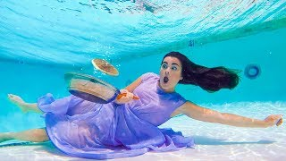 If I Lived Underwater | CloeCouture