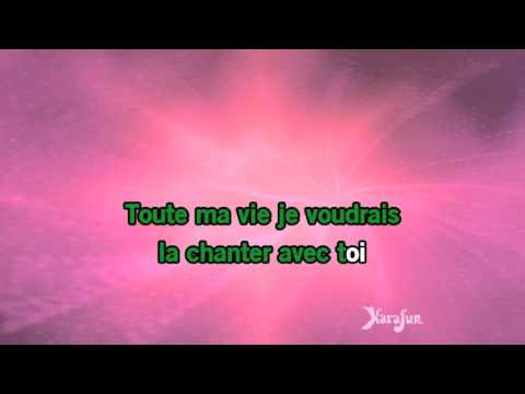 Karaoké Bésame mucho (Techno Remix) - Dalida *
