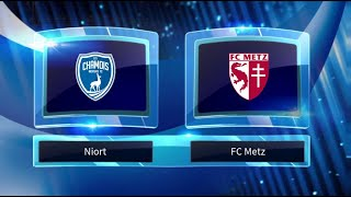 Niort vs FC Metz Predictions & Preview 15/03/19 - Football Predictions