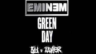 Eminem Ft. Green Day - 21 Guns Remix  -- By Xavier