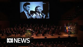 Hawke Memorial: Craig Emerson gives tribute to Bob Hawke with an anecdote | ABC News