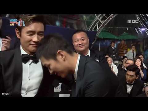 song joong ki award 2016 (Descendants of the sun)