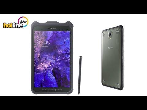 Обзор IP67-защищенного планшета Samsung Galaxy Tab Active