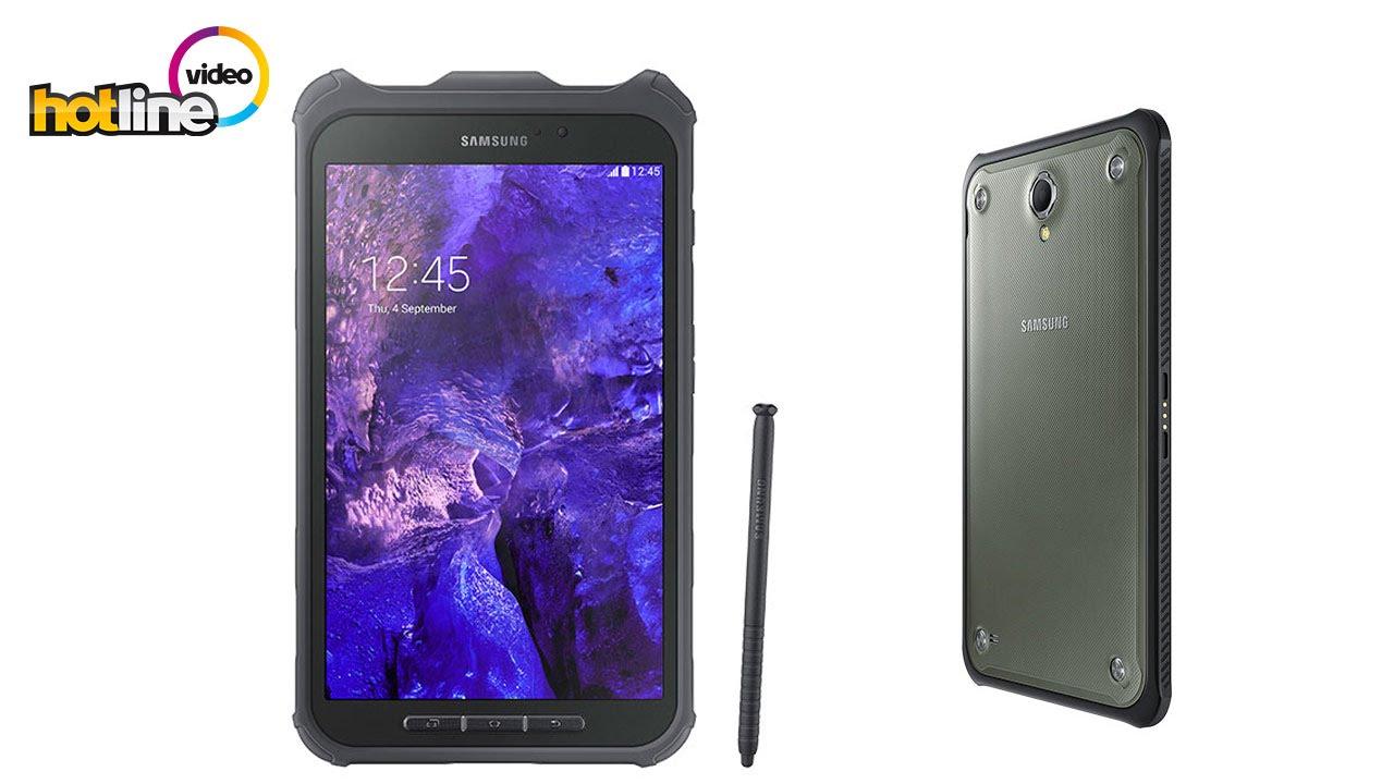ОБЗОР: Противоударный Чехол-Накладка для Samsung Galaxy S6 Active .