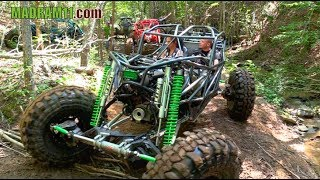 TIM CAMERON DOING WORK IN THE NEW TRAIL BOUNCER