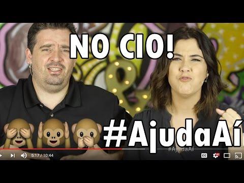 #AjudaAí Ep18: GATA NO CIO | MARIDO VAGABUNDO | NÃO GOSTO do MEU PADRASTO