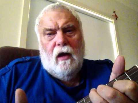 My Blue Heaven on ukulele