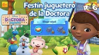 Doctora Juguetes | Festín Juguetero de la Doctora  | Disney Junior