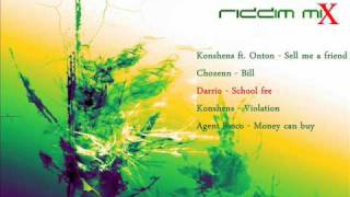 School Fee Riddim Mix [September 2011] [Subkonshus Music]