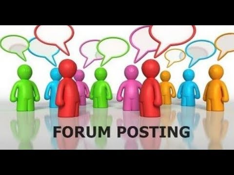 SEO forum posting tutorial For Beginner 2017 | Forum Posting - Rakesh Tech Solutions