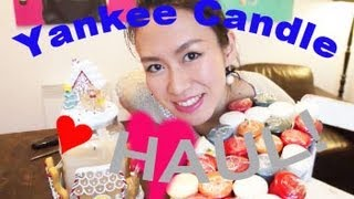 Unboxing ♥ Yankee Candle HAUL! www.yankeedoodle.co.uk ;) Thumbnail