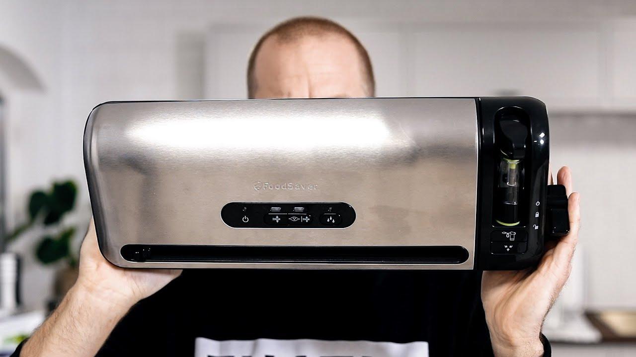 Vakuumförpackare Varför, Vilken Och Ja, Till Merän Sous Vide! Youtube