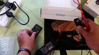 видео Зарядное устройство для ноутбука Lenovo 20V 2.25A - Купить блок питания для ультрабука Lenovo 20V 2.25A с прямоугольным разъемом