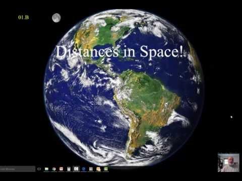 Unit 01.B - Distances in Space