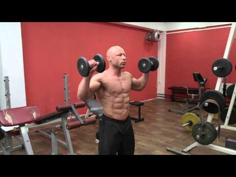 Упражнения для груди в тренажерном зале