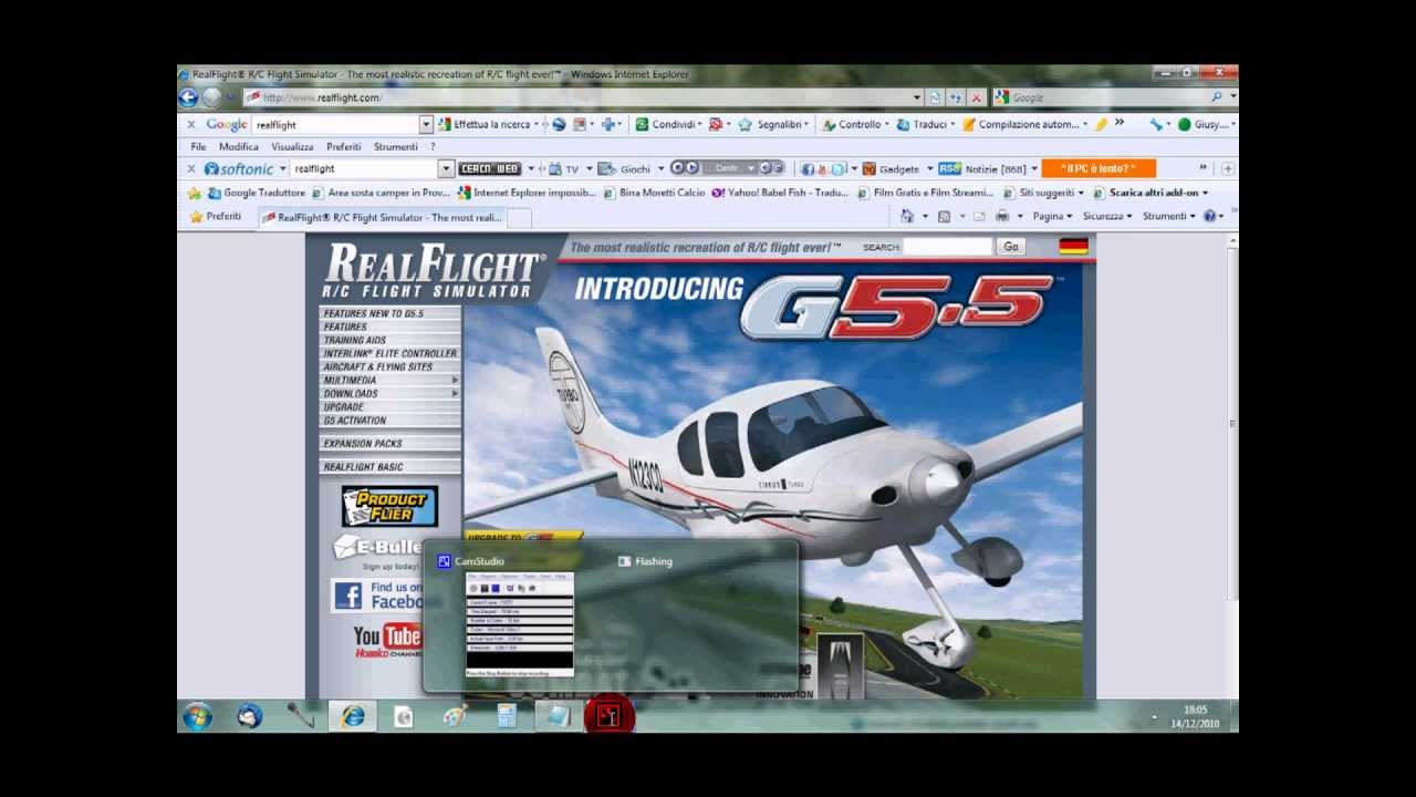 realflight g5 demo download free