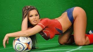 Repeat youtube video As Musas do Brasil Copa do Mundo 2014 (Batidão Mc Rogérinho) Rio de Janeiro