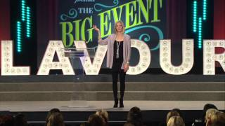 Flavour: The Big Event (Holly Wagner)