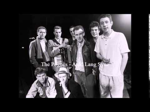 The Pogues - Auld Lang Syne + Spider speaking