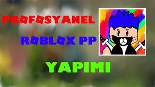 YouTube Roblox Profil Fotoğrafı Yapma - Roblox Bilgi - Roblox Mobile - Roblox Türkçe