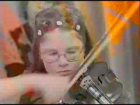 "Eleonore plays Brahms at ""l'Ecole des Fans"" (1997)"