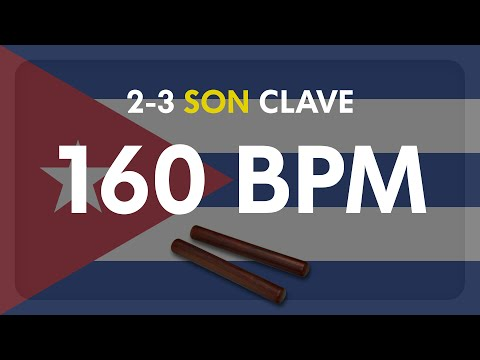 160 BPM - 2-3 Son Clave