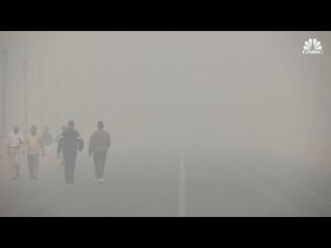 New Delhi, India, faces worst air pollution of 2019, forcing vehicle restrictions and school closure