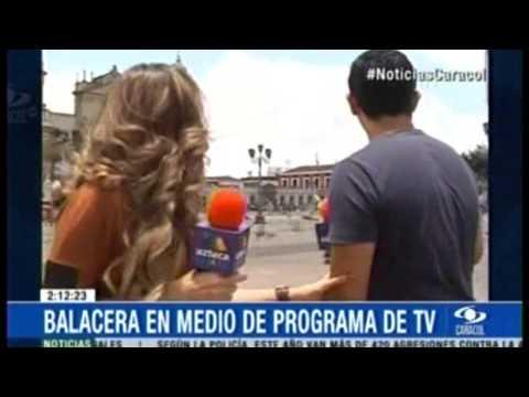 Balacera  en  Guatemala  TV  directo