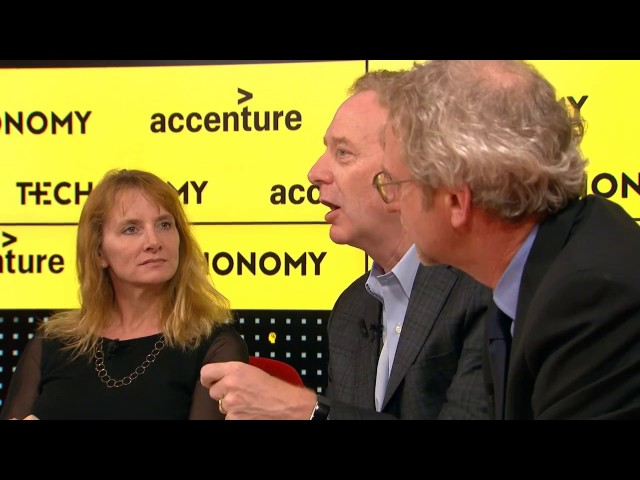 Could AI be Society's Secret Weapon for Growth? — WEF 2017 Panel Discussion