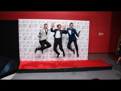 Highlights from the 2014 Olivier Awards