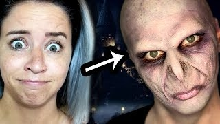 LILY BECOMES VOLDEMORT?! (Lunchy Break)