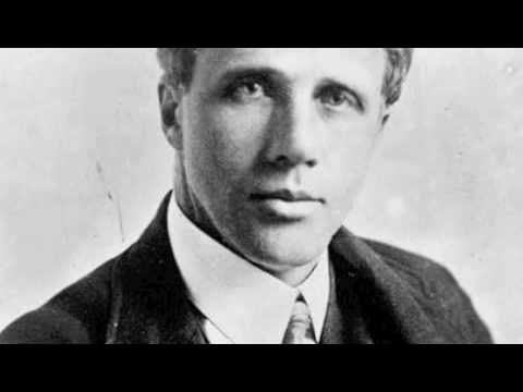 Robert Frost reads The Gift Outright