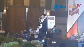 Download Video Ma'ruf Amin Berikan Sambutan Perayaan Maulid Nabi Muhammad SAW di Medan MP3 3GP MP4