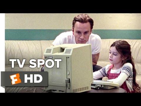Steve Jobs TV SPOT  Not My Daughter 2015  Michael Fassbender, Kate Winslet Movie HD