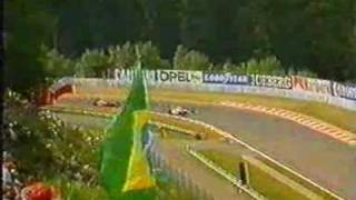1991 Belgium Grand Prix - Round 11 Full Race Part 1