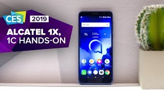 CES 2019: Hands-on with Alcatel