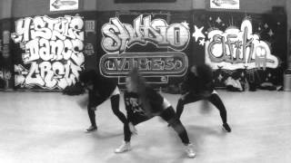 "WICKEDCLAUDIE/ ""No Games"" by Serani/ RaggaBoost Dancehall Class"