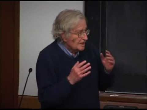 Noam Chomsky: Language and Other Cognitive Processes