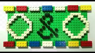 RADWIMPS O&O 自作MV BY LEGO ストップモーション