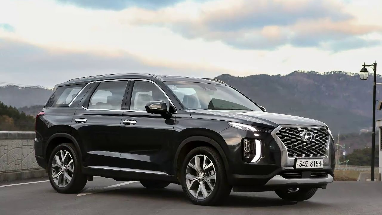 hyundai palisade 2020 car review - youtube