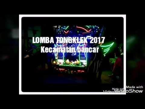 Lomba tongklek kecamatan bancar 2017