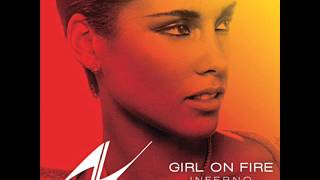"Alicia Keys ""Girl On Fire"" (Inferno) Ft. Nicki Minaj"