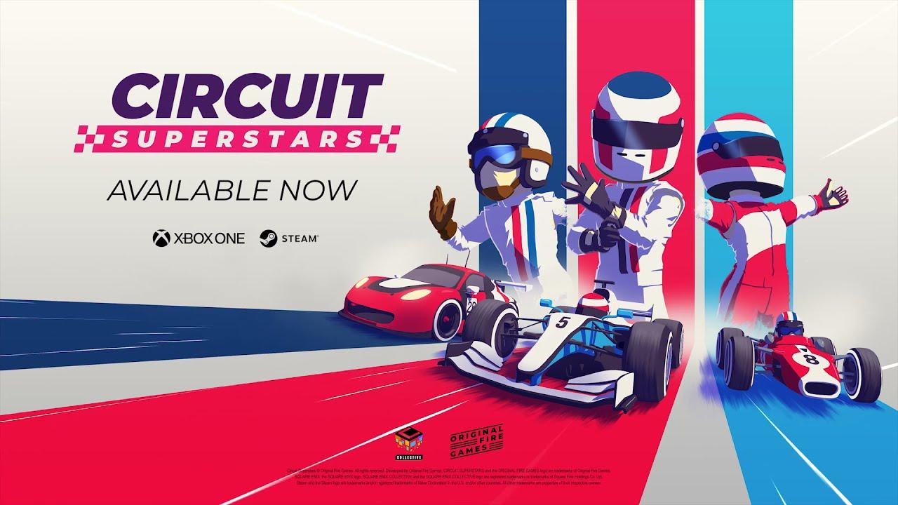 Klaar voor de start? Circuit Superstars van Square Enix Collective is nu verkrijgbaar