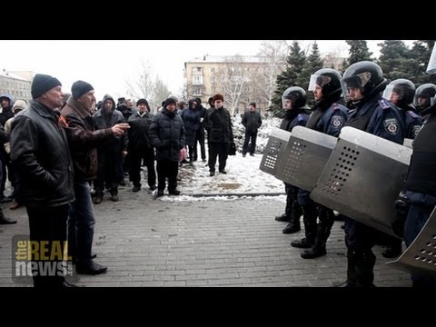 Oligarchs, Fascists and the People's Protest in Ukraine