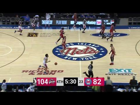 Danuel House (28 points) Highlights vs. Long Island Nets