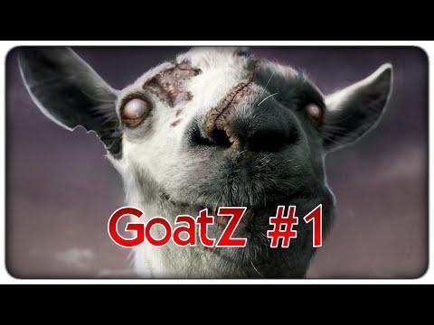 GoatZ   Una capra zombie con l'alito pesante - ep. 01 - momenti divertenti [ITA]